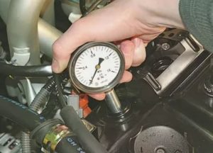 Диагностика механики двигателя