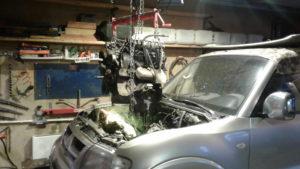 капитальный ремонт двигателя